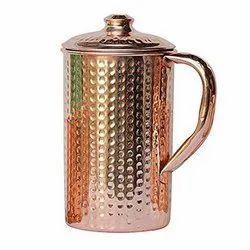 2 Liter Copper Jug