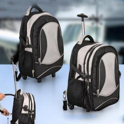 Laptop Backpack with Trolley
