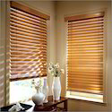 Multicolor Wooden Venetian Blinds - Window Covering