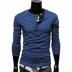 Mens T Shirts - Mens Plain T Shirt Manufacturer from Coimbatore