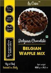 Belgian Waffle Premix - Chocolate Flavor