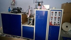 Disposable Paper Cup Making Machine (Made In India)