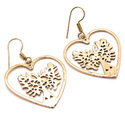 Attractive Famous Style Indianna Jewellers Represent New Variety Of Brass Earring