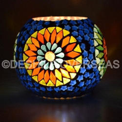 Glass Multi And Candle Votive