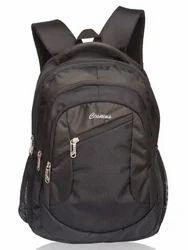 Black Moon Laptop Backpack Bag