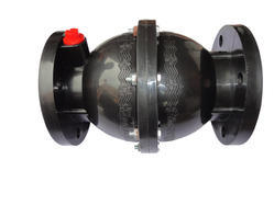 Flange End PP NRV