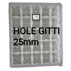 Silicone Plastic Cover Block Mould
