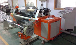 High Speed Automatic Slitting Rewinder Machine