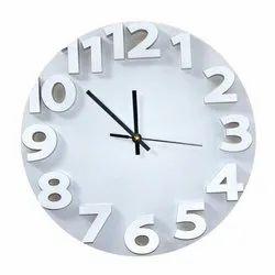 Analog Decorative Wall Clock