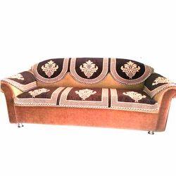 Cotton Printed Sofa Cover