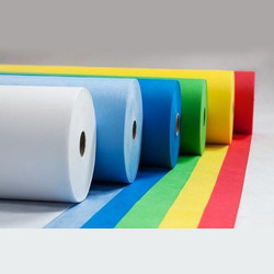 Colored PP Laminated Roll