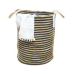 Jute Baskets Designer Laundry Bins