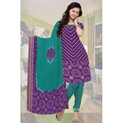 Bandhani Fancy Print Suit