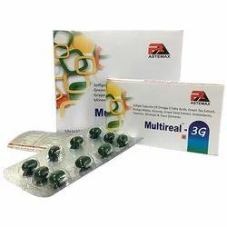 Multivitamin 3G Capsules