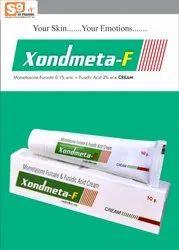Mometasone Furoate 0.1%w/w  Fusidic Acid 2%w/w