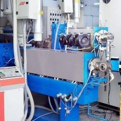 SS And Iron PVC Cable Machinery, Capacity: 3 Ton, Automation Grade: Manual