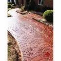 Desinger Garden Concrete Flooring Services, On Site