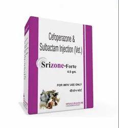 4.5 Gram Ceftriaxone And Sulbactam Injection (Vet)