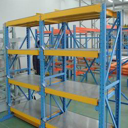 Mild Steel 6-8 Feet Heavy Duty Die Storage Rack, For Warehouse, Industrial