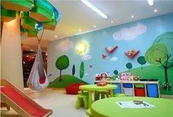 creative play school interior design