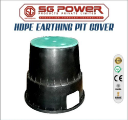 HDPE Earthing Pit Cover