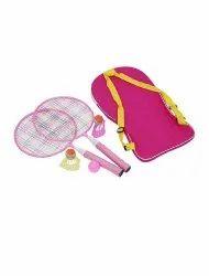 Kids Badminton Racket Set
