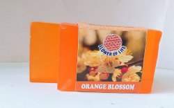 Orange Blossom Glycerin Soap