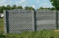 Boundary Wall Designing Service