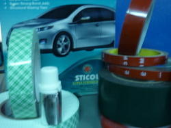 Acrylic Foam tape STICOL - mirror mounting tape (equiv. to 3M VHB Tape)