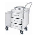 Tea Snack Trolley
