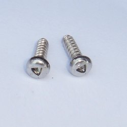 Stainless Steel SS Triangular Head Bolts, Packaging Type: Packet, Material Grade: SS304