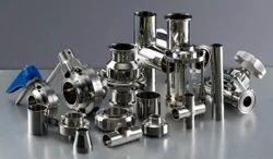 Om Metals Industrial Process Equipment, Size: 2 inch