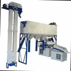Fully Automatic Wheat Cleaning Machine