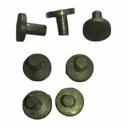 圆头引线铆钉,尺寸:9 mm-12 mm