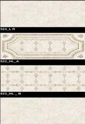 523 (LR, HL-A, HL-B) Hexa Ceramic Tiles