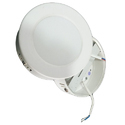 6w 6 Watt Surface Led Light : Round
