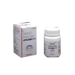 Atazanavir and Ritonavir Tablet