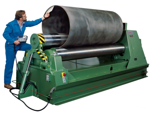 Image result for Roll Bending Machine