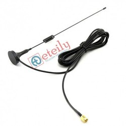 4G 6dbi magnetic antenna with RG 174 Cable SMA (M)