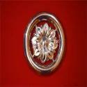 Stainless Steel Flower Design Ring