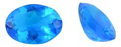 Blue Glaas Tanzanite Gemstone