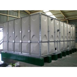 GRP Sectional Panel Tank