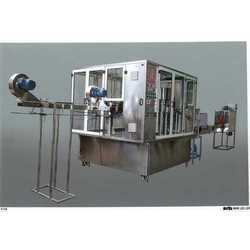 Rinsing Filling Capping Machine.