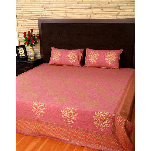 Double Cotton Bed Sheet Set Rs 200 Piece Ajit Mills Ams Id