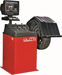 Truck Wheel Balancer Vedio Graphic