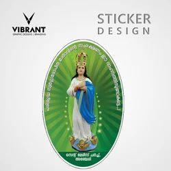 Sticker Designing Services
