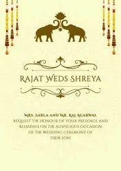 Luxury Digital Wedding Cards