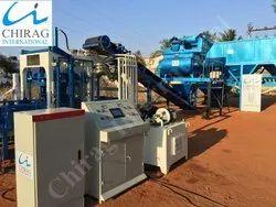 Chirag Concrete Brick Manufacturing Machine