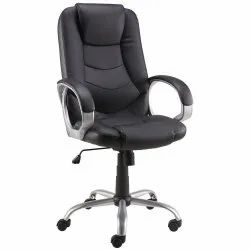 Laxmi Black Executive Chairs, For Office, School