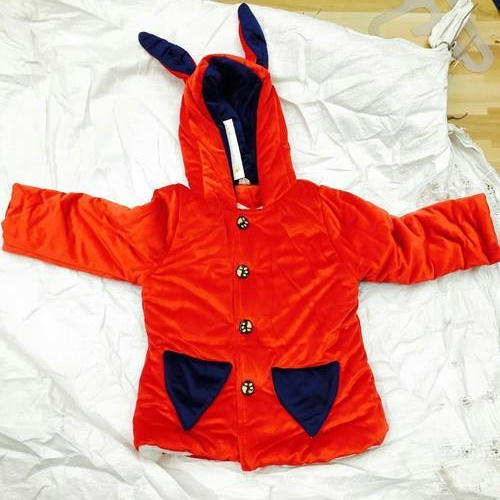 458efd785 Printed Kids Fancy Winter Jacket